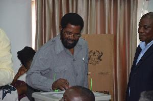 Accra Mayor voting