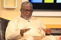 Chief Executive Officer of the Consumer Protection Agency, Kofi Kapito