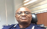 Isaac Crentsil is now Commissioner of Customs Division of the Ghana Revenue Authority