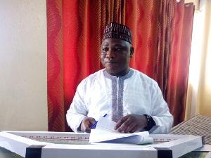 Amidu Chinnia, Deputy Upper West Regional Minister