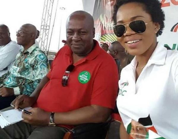 10 Celebrities who actively campaigned for the NDC in 2016 but still lost 19