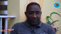 Suspended Second Vice Chairman of the governing New Patriotic Party (NPP), Sammy Crabbe
