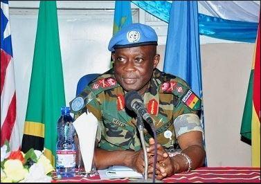 Brigadier General (Dr.) Emmanuel  Kotia, Security Analyst