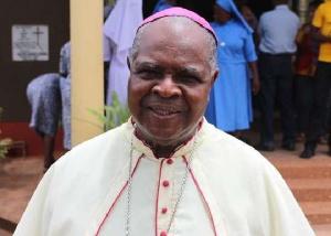 Most Reverend Bishop Vincent Sowah Boi-Nai