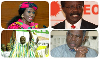Four of the disqualified aspirants