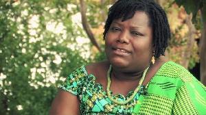 Nana Oye Lithur, Minister of Gender, Children and Social Protection (MoGCSP)
