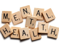 WHO estimates 1 in 4 people will experience a mental health problem in their lifetime