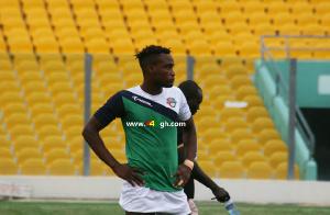 Karela United midfielder, Emmanuel Keyekeh