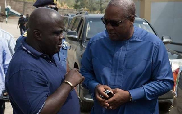 Julius Debrah has reportedly turned down an opportunity to partner John Mahama in the Dec. polls
