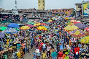 Mushin Market Lagos