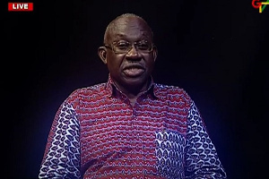 Former Vice Chancellor of the University of Cape Coast, Rev Prof Emmanuel Adow Obeng