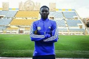 Thomas Abbey, Ismaily FC