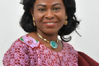 Gloria Gambrah, the Oforikrom Municipal Chief Executive,