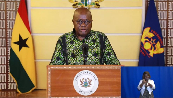 Monitor voter registration – Akufo-Addo orders MMDCEs