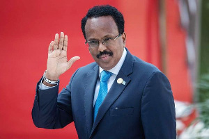 President Farmaajo's tenure expired in February with no election plan in place
