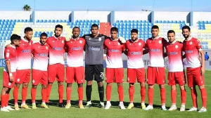 Wydad thrashed the Phobians 6-1 at the Mohamed V Stadium