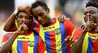The Accra giants will be hoping to their reach their first FA Cup finals since 2000