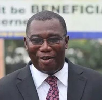 Egbert Faibille is the acting CEO of the NPC