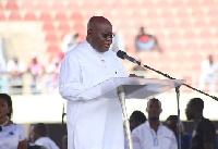 President-elect Nana Addo Dankwa Akufo-Addo