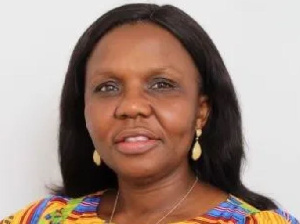 Microbiologist and Professor at the Noguchi Memorial Institute for Medical Research, Dorothy Yeboah