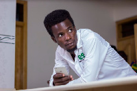 Yaw Boamah Jnr, Ghanaian, filmmaker, screen writer and photographer