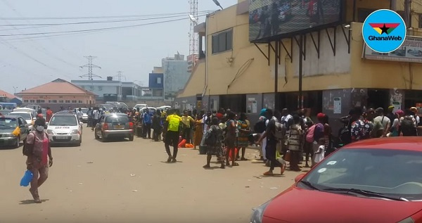 Hohoe recording high numbers of lockdown 'escapees'