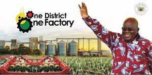 Cassava and piggery factory to be constructed under the 1D1F