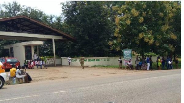 Akumfi Ameyaw Senior High School