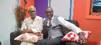 Ghanaian marriage counselor and televangelist, Apostle Paul Agyekum and wife, Janet Agyekum