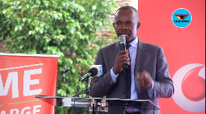 Dr. Albert Antwi-Boasiako, Head of the National Cyber Security Centre (NCSC)