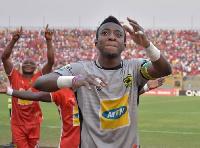 Kumasi Asante Kotoko goalkeeper Felix Annan