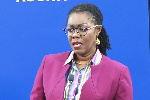 Minister of Communication Ursula Owusu-Ekuful