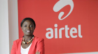 Managing Director of Airtel Ghana, Lucy Quist