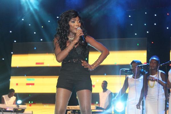 How singer Efya became a musician