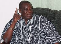 Mark Owen Woyongo, MP for Navrongo Central