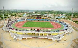 Cape Coast Sports Stadium Gh