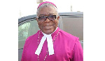 Most Reverend Dr Paul Kwabena Boafo, Chairman of the Christian Council of Ghana