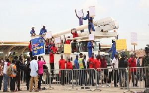 ECG On May Day