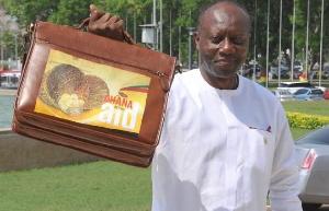 Minister for Finance, Ken Ofori-Atta