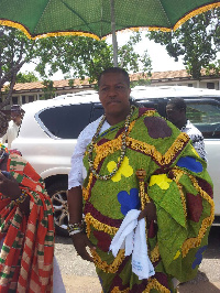 Chief of La Abese Adonten, Nii Kwade Okropong I