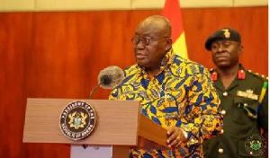 Prez Akufo Addo Congratulates Gja