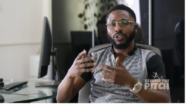 Ashgold will not stop Latif Anabila from joining Kotoko - Club CEO confirms