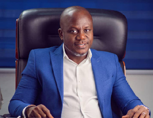 Vice President of the LPG Marketers Association of Ghana, Gabriel Kumi