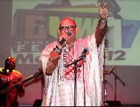Ben Brako at Ghana Music Week launch