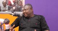 Former Adenta Member of Parliament Kojo Adu Asare