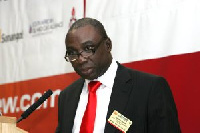 Dr. Kwabena Donkor, Power Minister