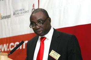 Power Minister - Dr Kwabena Donkor