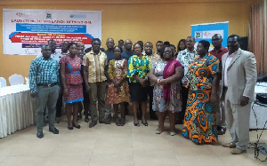 15 million cedis have been set up for mental healthcare