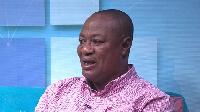 Sam Pyne, NPP Ashanti Regional Secretary