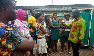 One hundred and eight Ghanaians deported from Benin have arrived in the Central Region